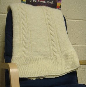 Free Knitting Patterns For Baby Clothes : baby blanket knitting - images pictures photos - Bloguez.com